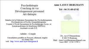 Psycothérapie